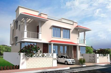 Row House / Twin Banglow For Sale At Nibm Anexe