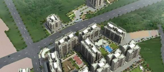 2 Bhk For Sale Margosa Height